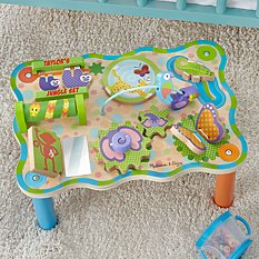 Melissa & Doug® Jungle Activity Table
