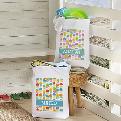Joyful Jellyfish Tote Bag