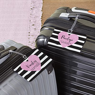 Just for Her Luggage Tag