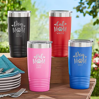 Pet Mom Insulated Tumbler
