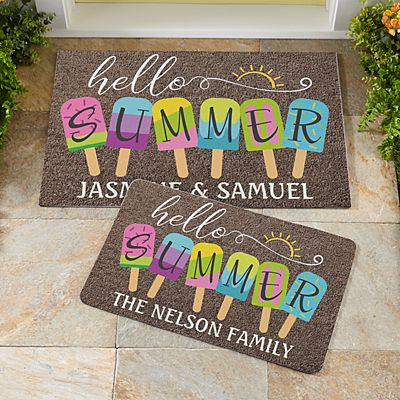 Sweet Summer  Doormat