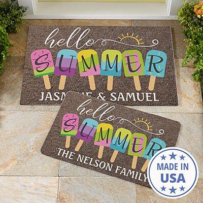 Sweet Summer  Doormat