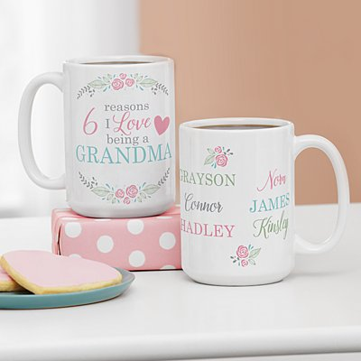 All The Ones I Love 15oz Mug