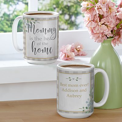 Heart of the Home 15oz Mug