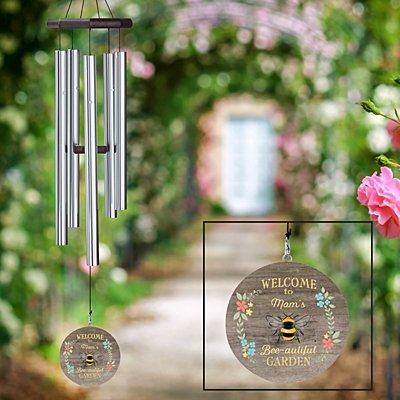 Bee-autiful Garden Wind Chime