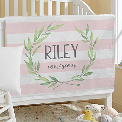 Baby Name Meaning Blanket