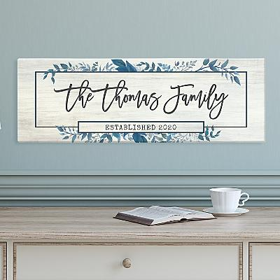 Beautiful Family Canvas