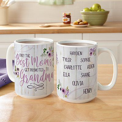 Best Mom 15oz Mug