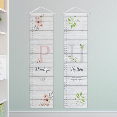 Elegant Baby Growth Chart