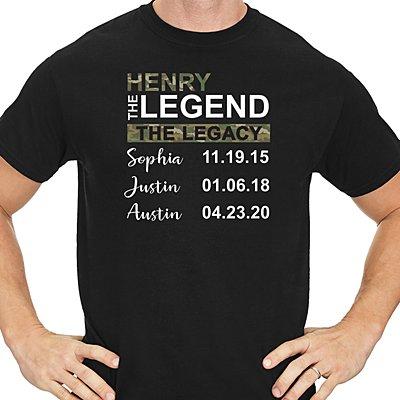 Family Legend T-Shirt