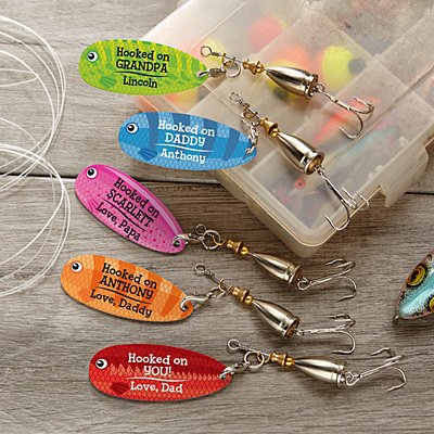 Family of Fish Fishing Lure