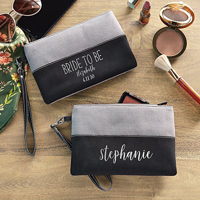 Just For Her Leatherette Wristlet