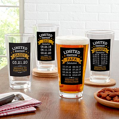 Limited Edition Pub Glass