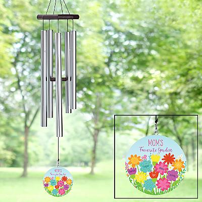 Bright Blossoms Wind Chime