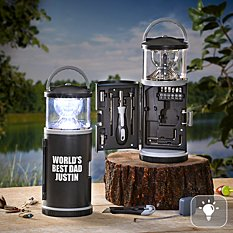 All In One 15pc Lantern Tool Set