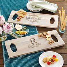 Decorative Name Banquet Board