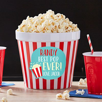 Best Pop Popcorn Bucket