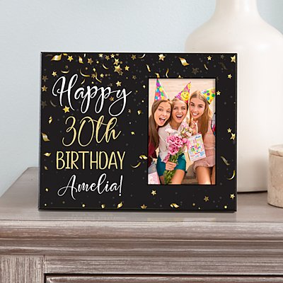 Celebration Birthday Frame