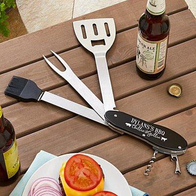 Chillin' & Grillin' BBQ Multi Tool