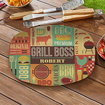 Grill Boss Platter