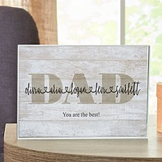 His Love Connects Us Glass Block