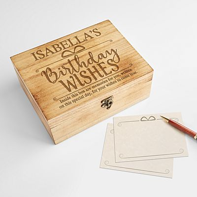 Special Wishes Keepsake Box