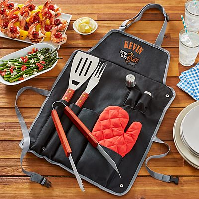 Up In My Grill 7pc BBQ Set