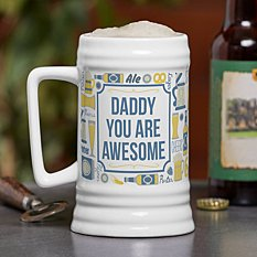 You Name It! Whimsy Beer Stein
