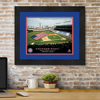 MLB Stadium Cheer Wall Art