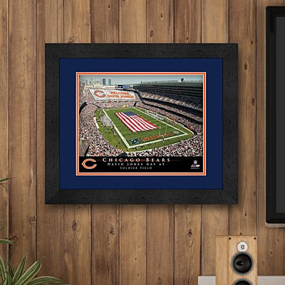 NFL Stadium Cheer Wall Art