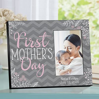 First Mother's Day Photo Frame