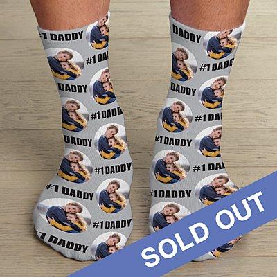 #1 Photo Message Socks
