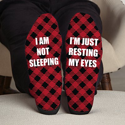 Any Message Socks