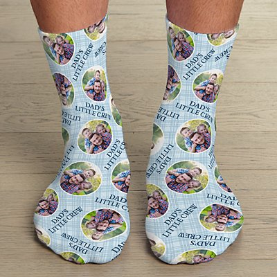 Create Your Own Photo Message Socks