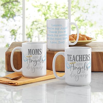 Angels in Disguise Mug