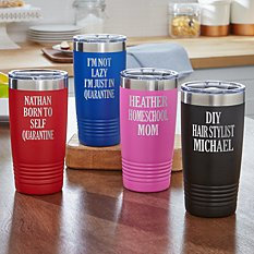 Create Your Own 20 oz. Insulated Tumbler