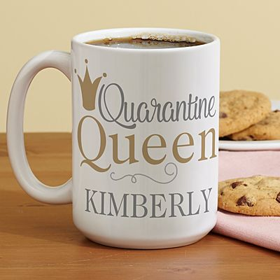 Quarantine Queen 15oz Mug