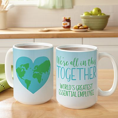 We're All in This Together 15oz Mug