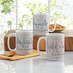 Her Love Connects Us Mug