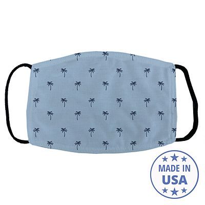 Allover Print Facemask - Cute Palm