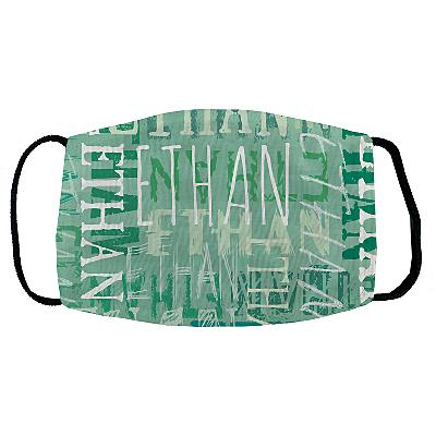 Signature Style Face Mask - Green
