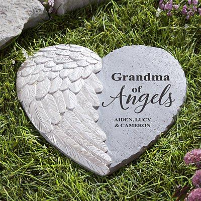 My Angel Garden Stone