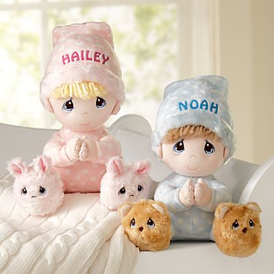 Precious Moments Prayer Dolls