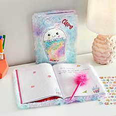 Bubble Tea Furry Journal