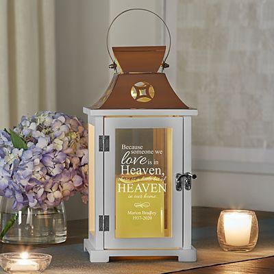For Loved Ones In Heaven Lantern