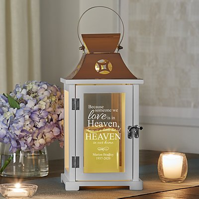 For Loved Ones In Heaven Lantern