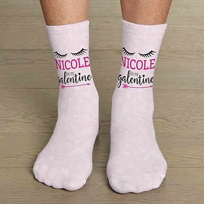 Be My Galentine Socks