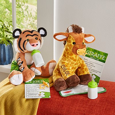 Melissa & Doug® Take Care Baby Animals