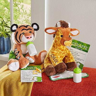 Melissa & Doug® Take Care Baby Animals