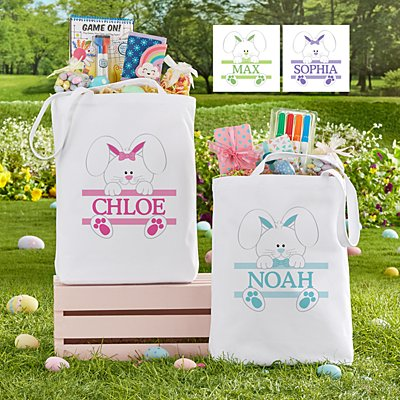 Easter Friends Tote Bag
